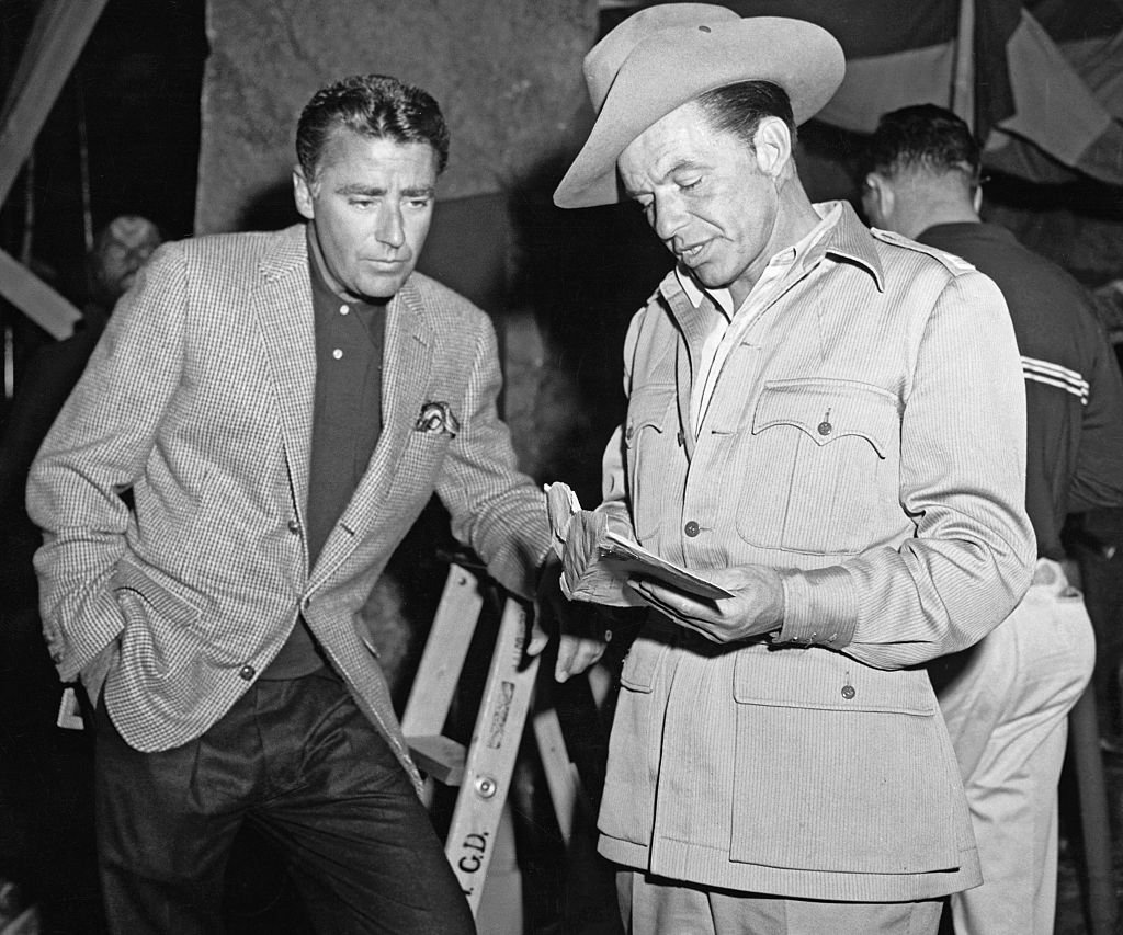 Image Credits: Getty Images | Peter Lawford with Frank Sinatra