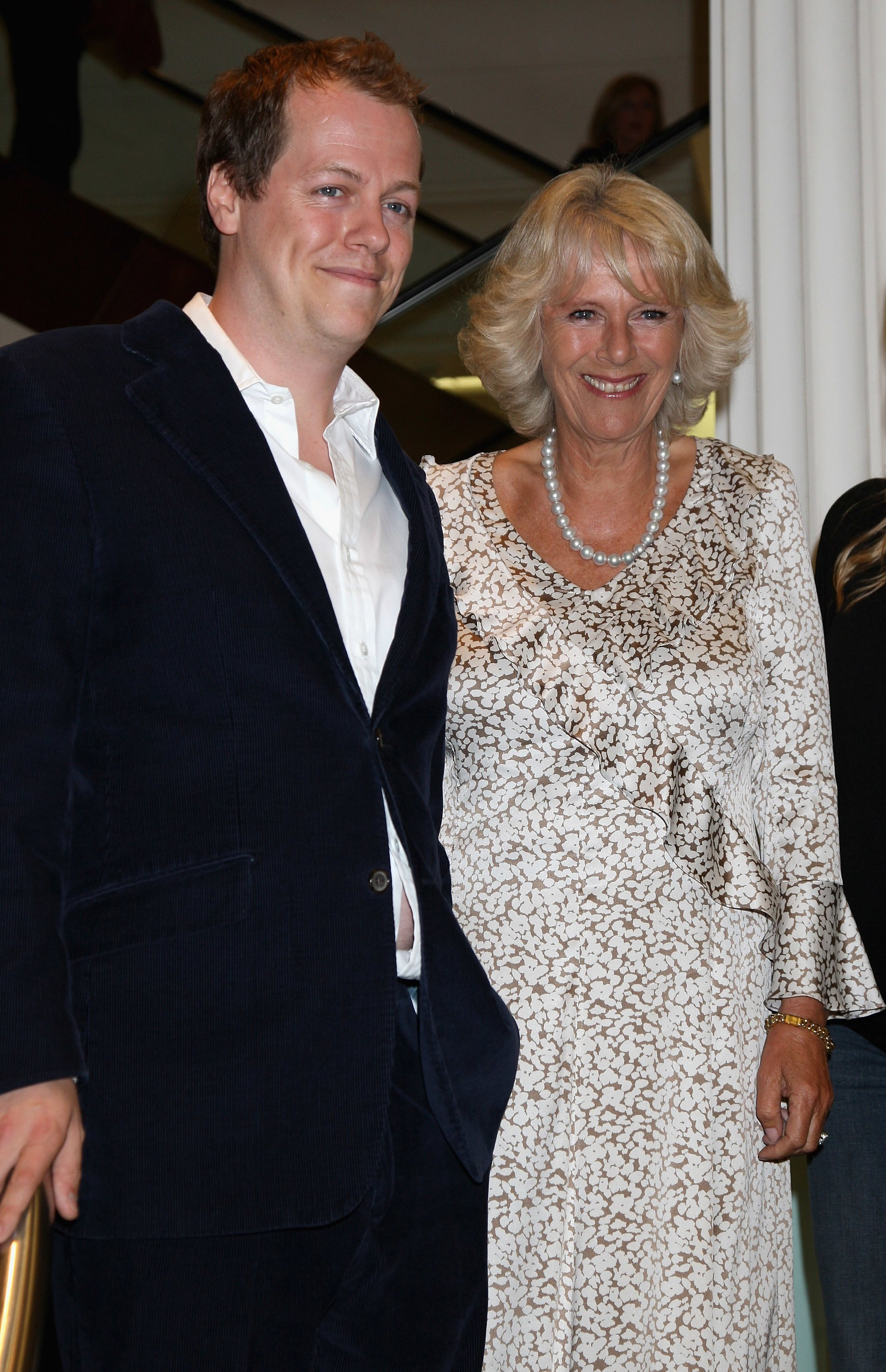 Duchess Camilla S Only Son Tom Parker Bowles Is A Prominent Food Writer And A Doting Husband