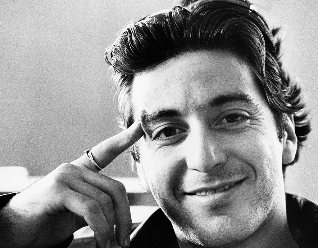 Image Credit: Getty Images/CORBIS/Corbis via Getty Images/Hulton-Deutsch Collection | Portrait of Pacino from 1974