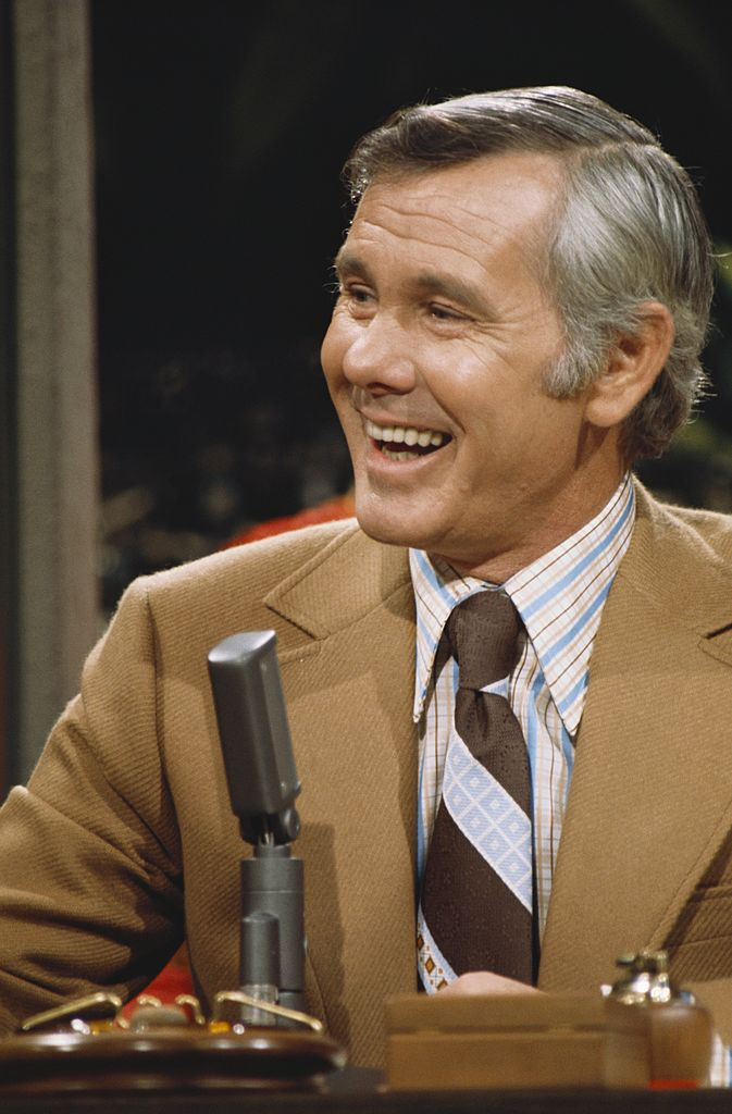Image Credits: Getty Images / Michael Ochs Archives | Johnny Carson.