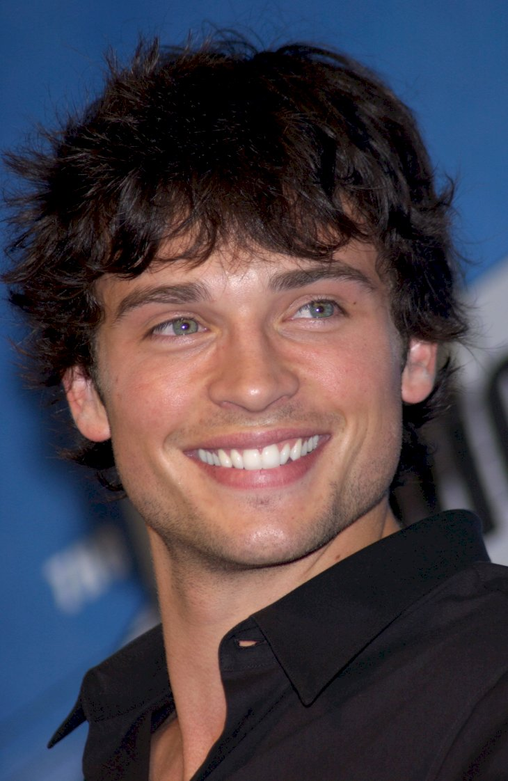 Image Credit: Shutterstock / Tom Welling at an event.