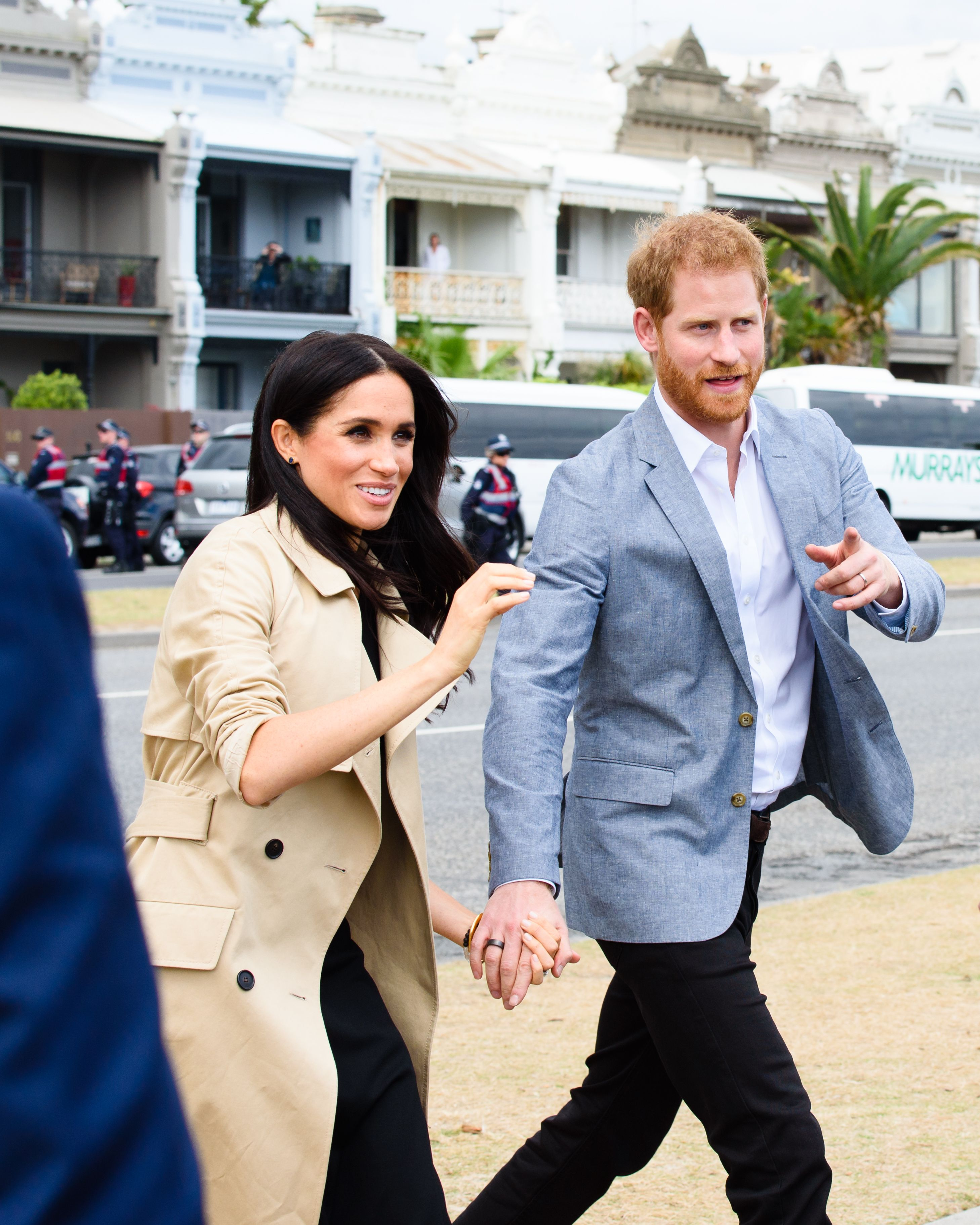 Meghan Markle and Prince Harry/Photo:Getty Images