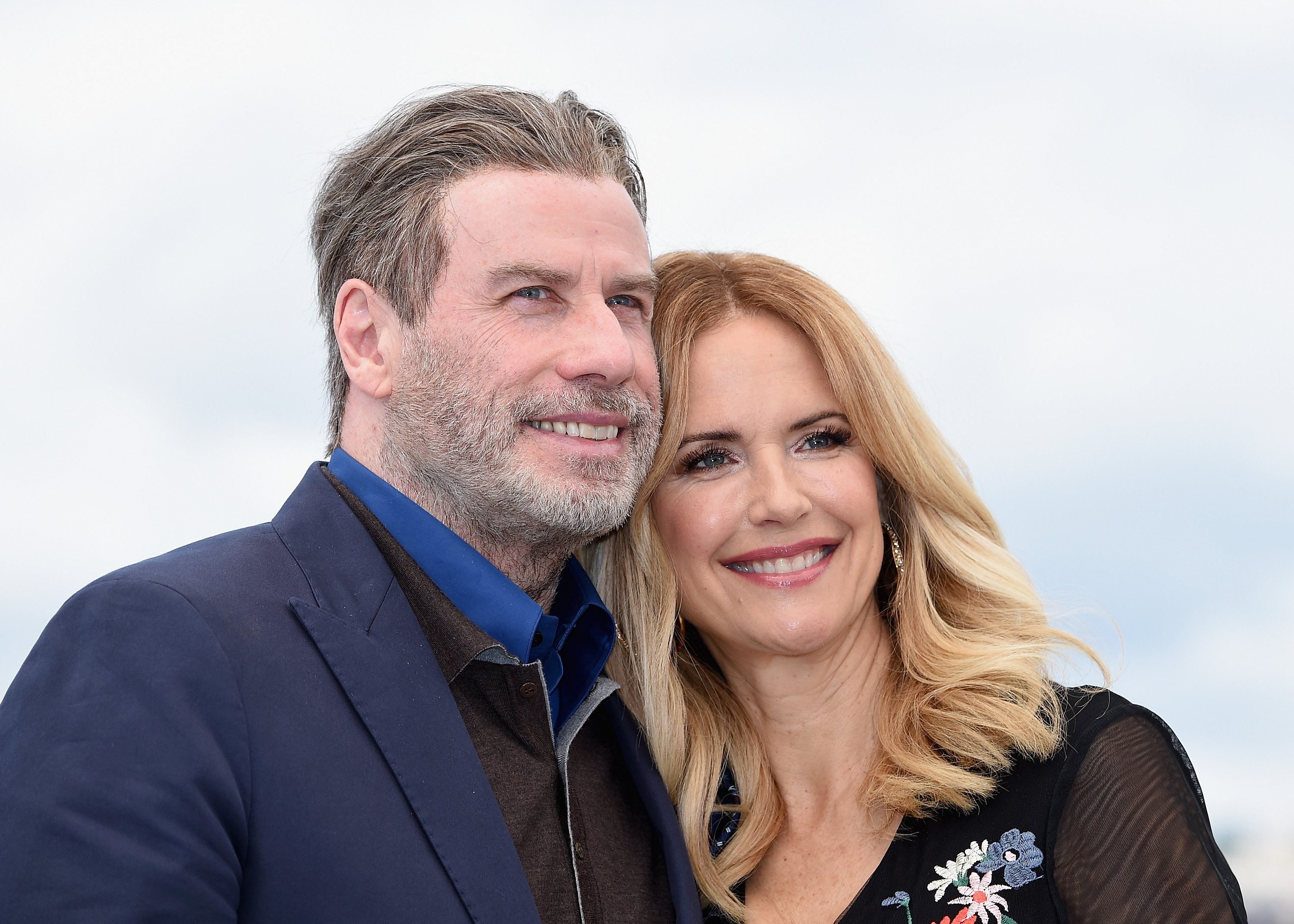 Image Source: Getty Images/John and Kelly at Cannes Film Festival