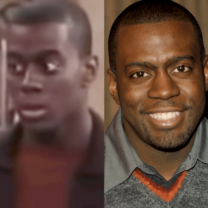 Image Credit: Getty Images / Before and After: Deon Richmond.