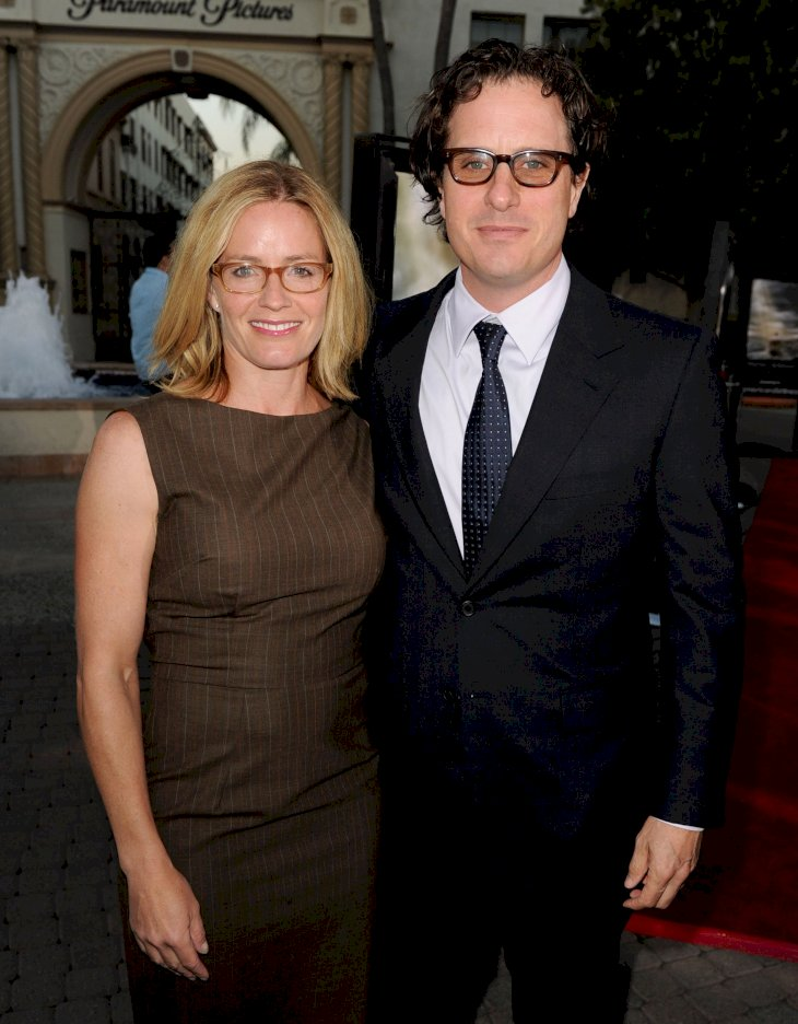 Elisabeth Shue and her husband Davis Guggenheim / Photo:Getty Images