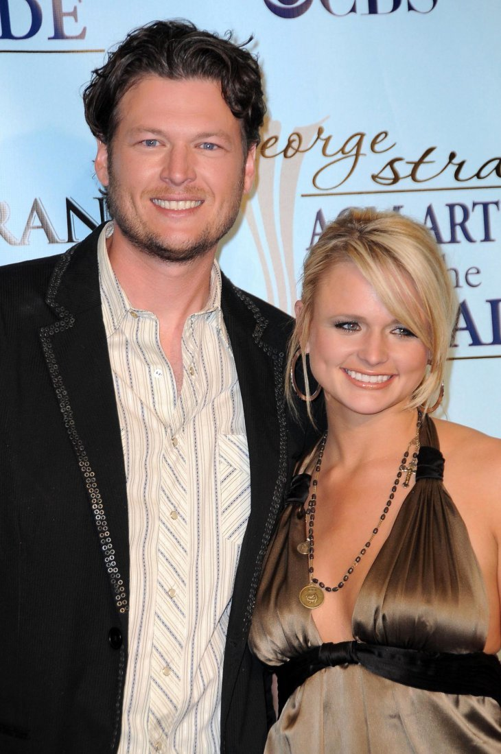 Image Credits: Shutterstock | Miranda started dating Blake Shelton in 2005