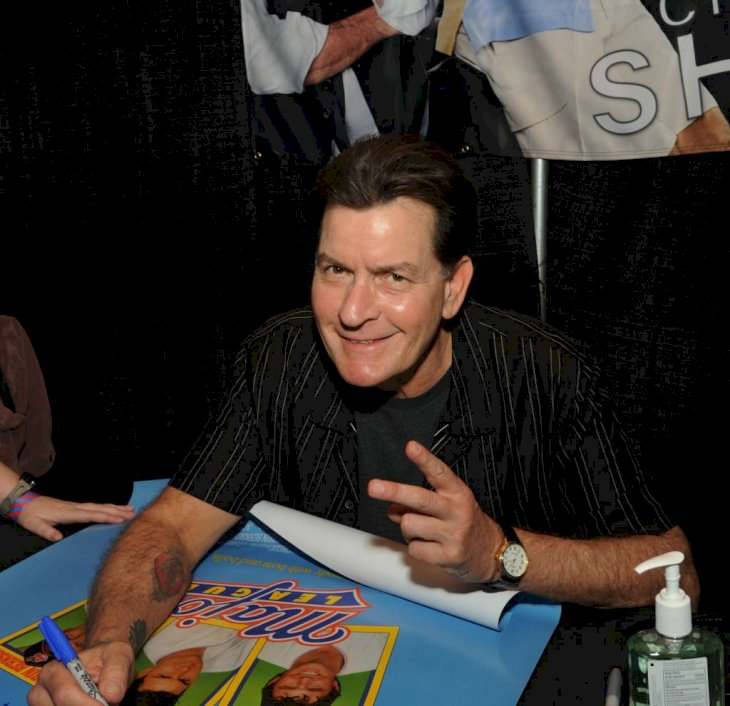 Image Credit: Getty Images / Actor Charlie Sheen.