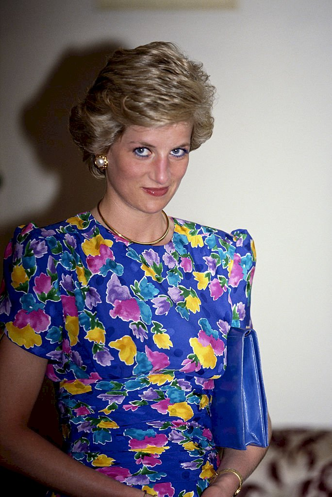 Image Credit: Getty Images / Princess Diana at an event.