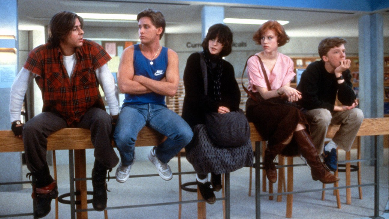 Then and Now: The Breakfast Club Cast