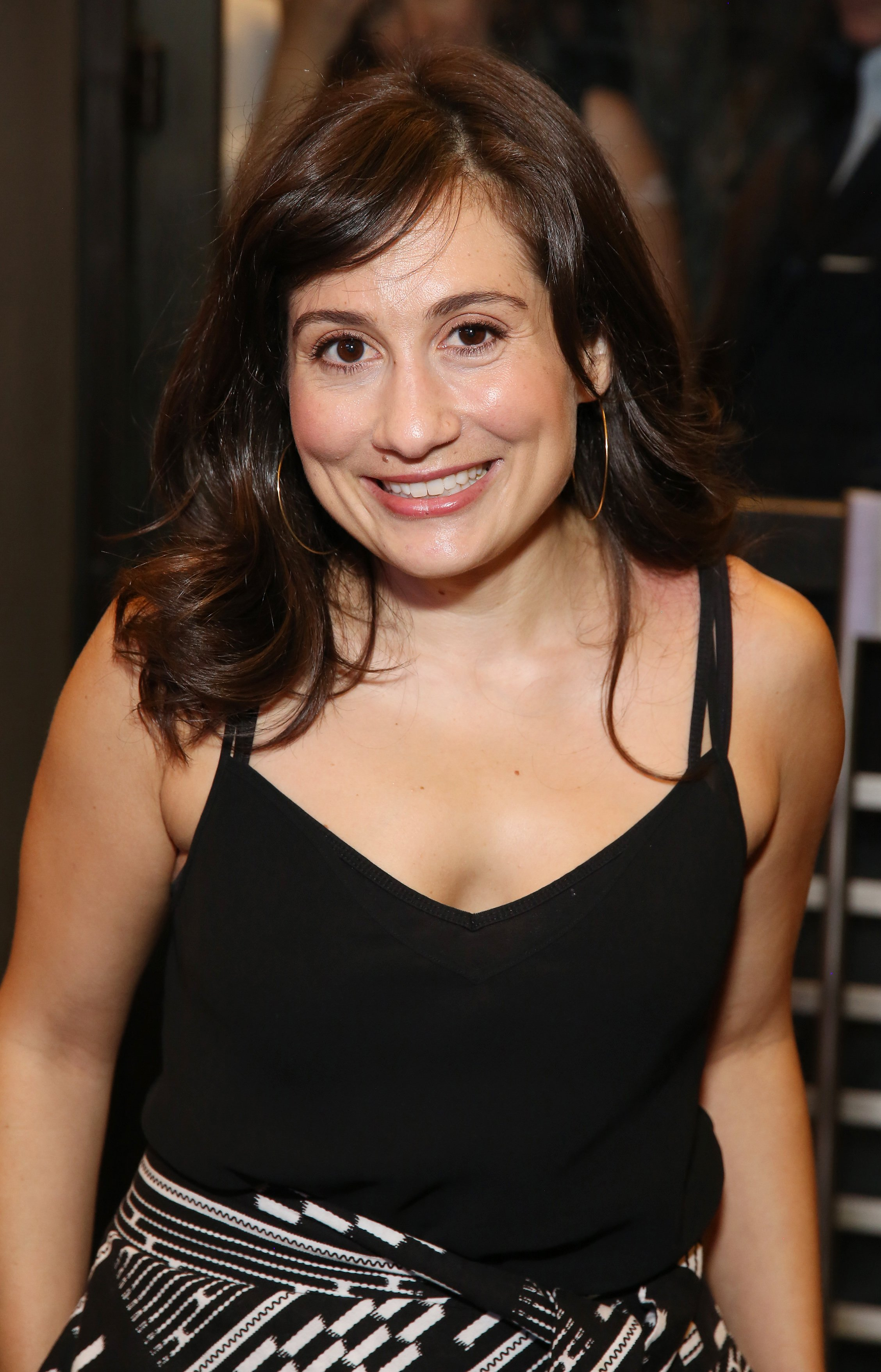 Image Source: Getty Images/A photo of Lucy DeVito
