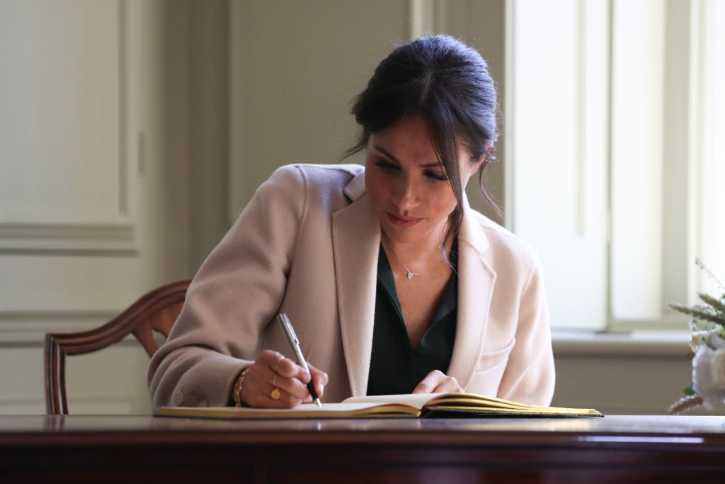 Meghan Markle Behind-the-Scenes Details