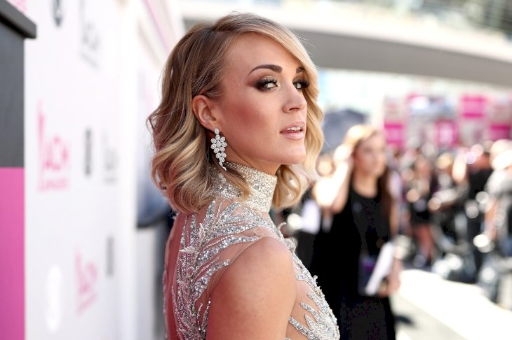 Image Credit: Getty Images/Getty Images for ACM/ACMA2017/Chris Polk |  Carrie Underwood attends the 52nd Academy Of Country Music Awards