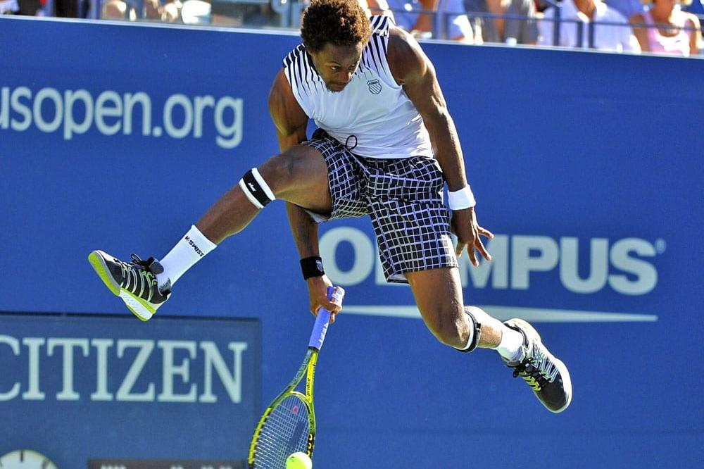 Hilarious Photos Of Tennis Players Caught At The Right Moment
