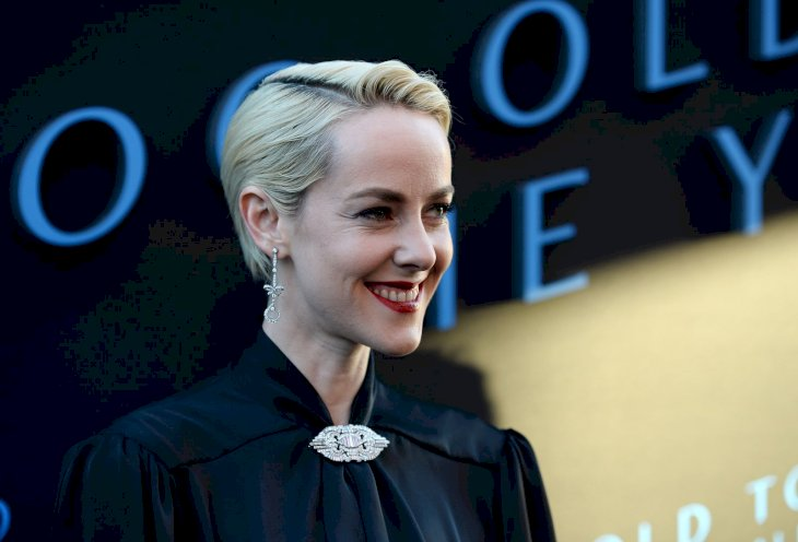 """Actress Jena Malone arrives at the LA Special Screening of Amazon's """"Too Old To Die Young"""" at the Vista Theatre on June 10, 2019 in Los Angeles, California. (Photo by Amanda Edwards/Getty Images)"""