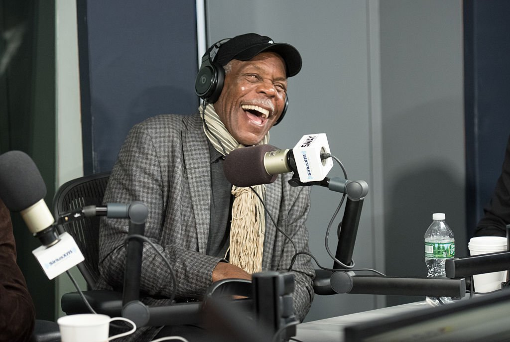 Image Source: Getty Images/Noam Galai| Actor Danny Glover visits the SiriusXM Studio on October 31, 2016 in New York City