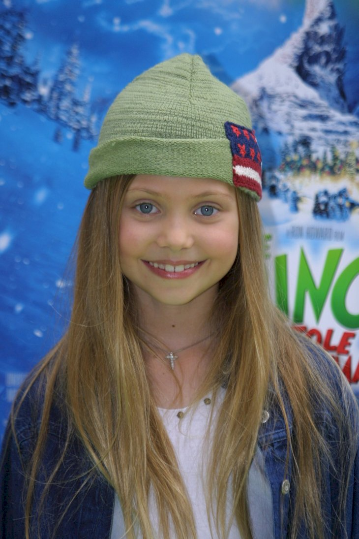 Image Credit: Getty Images / Taylor Momsen as a child star.