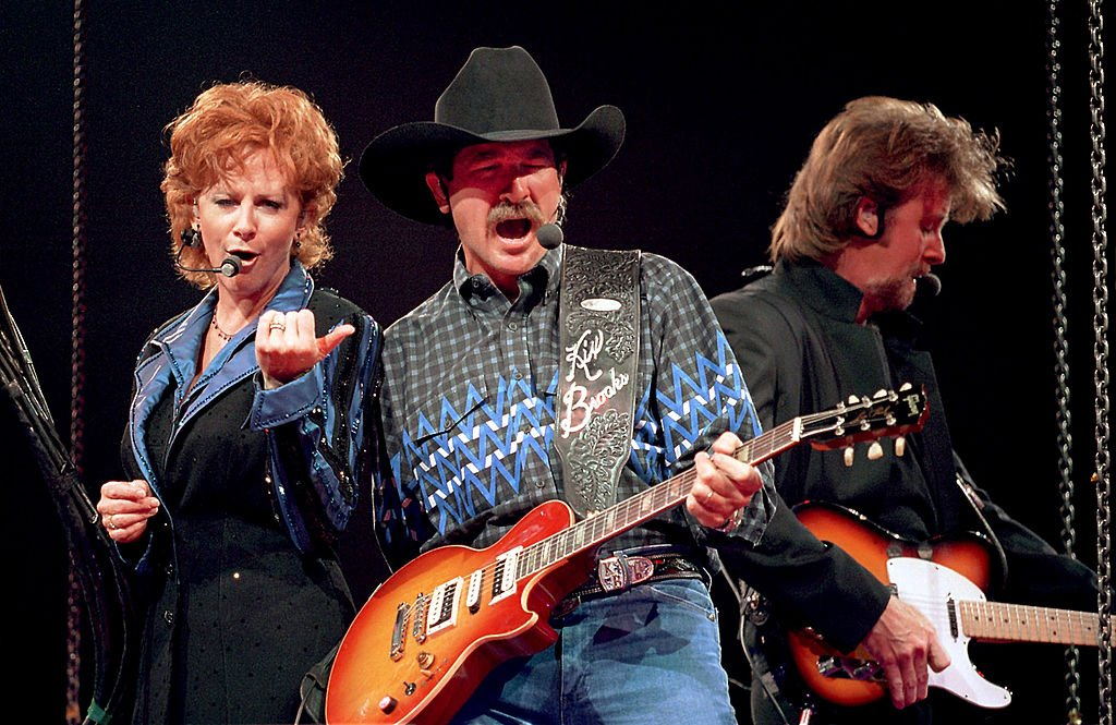 Image Credits: Getty Images / James Crump/WireImage | The singer toured with Brooks & Dunn in 1997