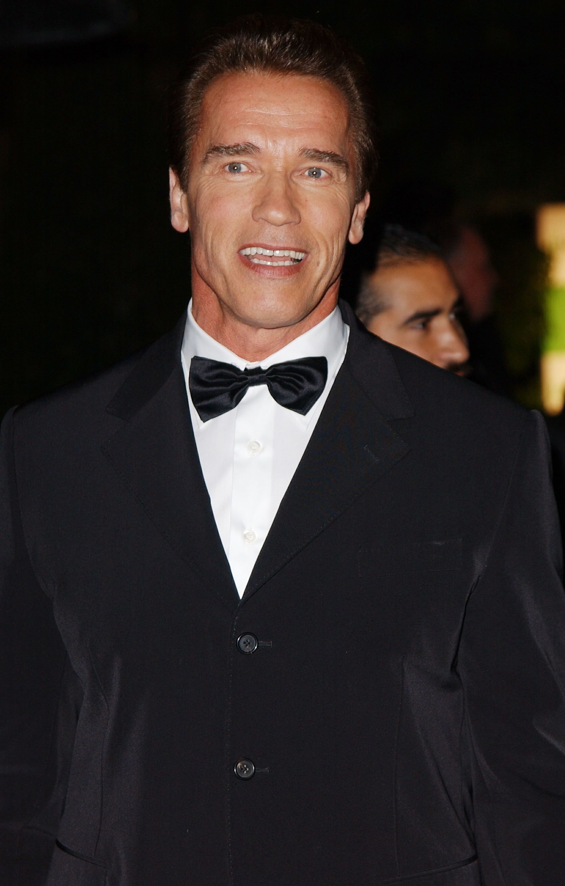 The famous Terminator Arnold Schwarzenegger / Getty Images