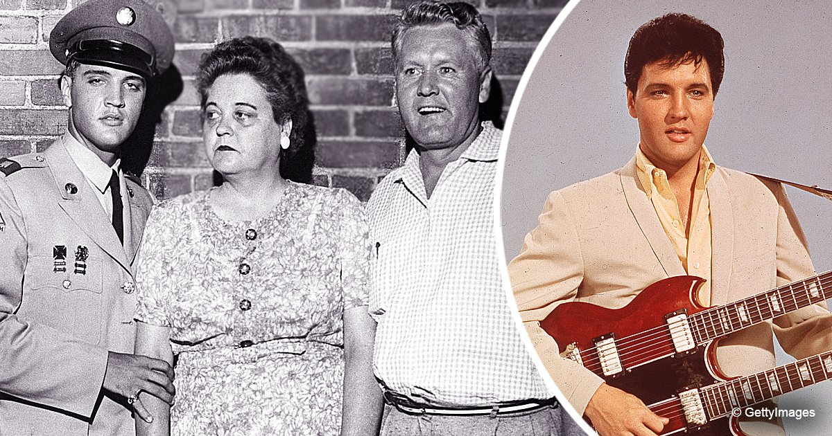 Private Details About Elvis Presley Parents, Vernon and Gladys Presley