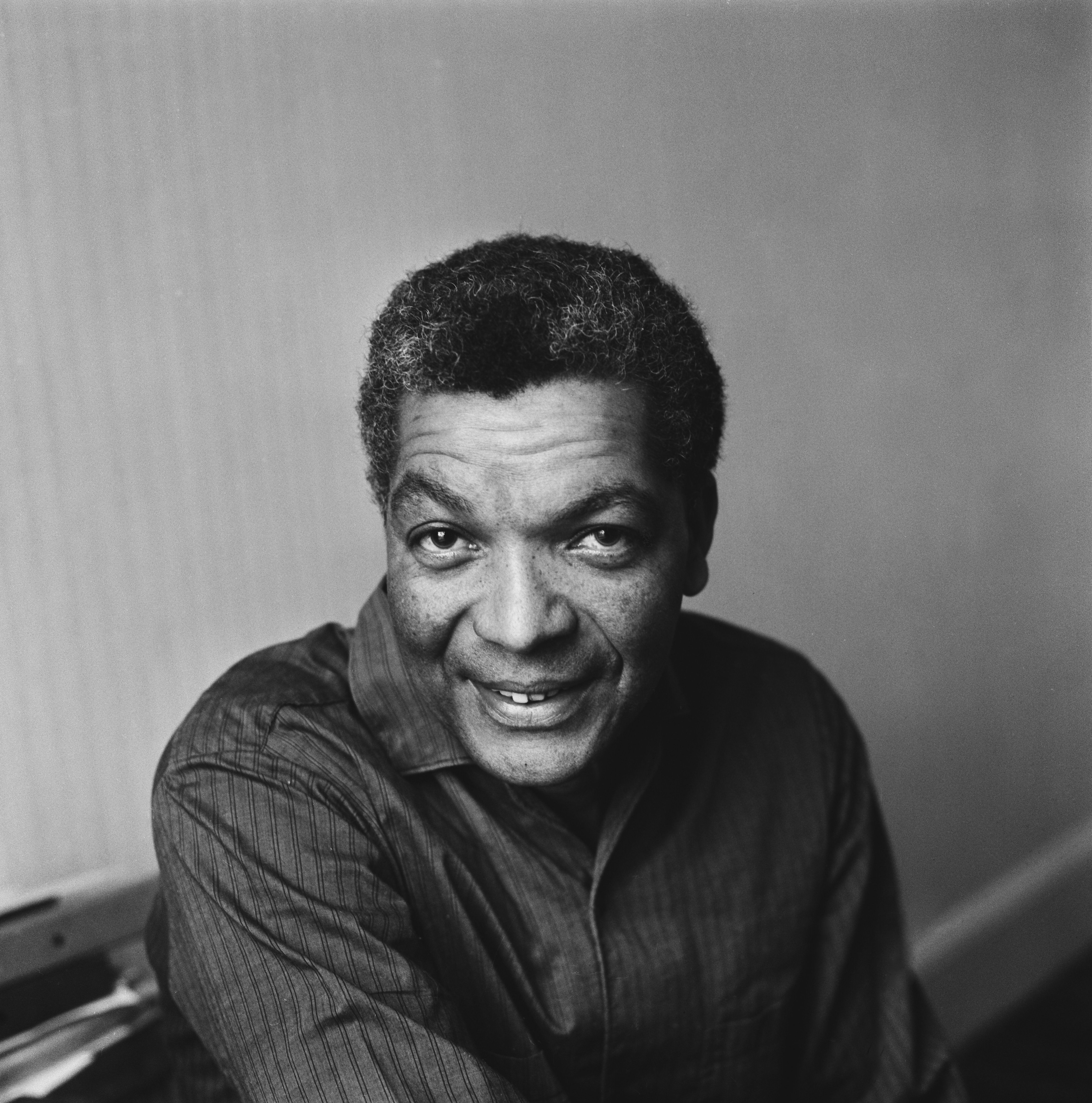 Image Source: Getty Images/Portrait of Earl Cameron