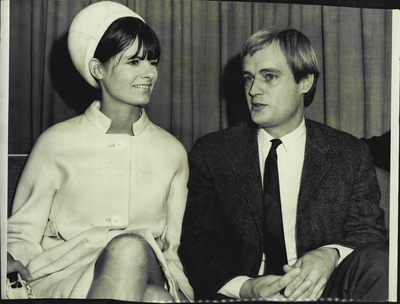 David McCallum and Katherine Carpenter/Photo:Getty Images