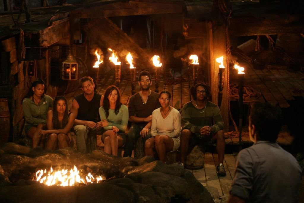 Image Source: Getty Images/CBS Photo Archive via Getty Images/Bill Inoshita | Still from Survivor: Cook Islands