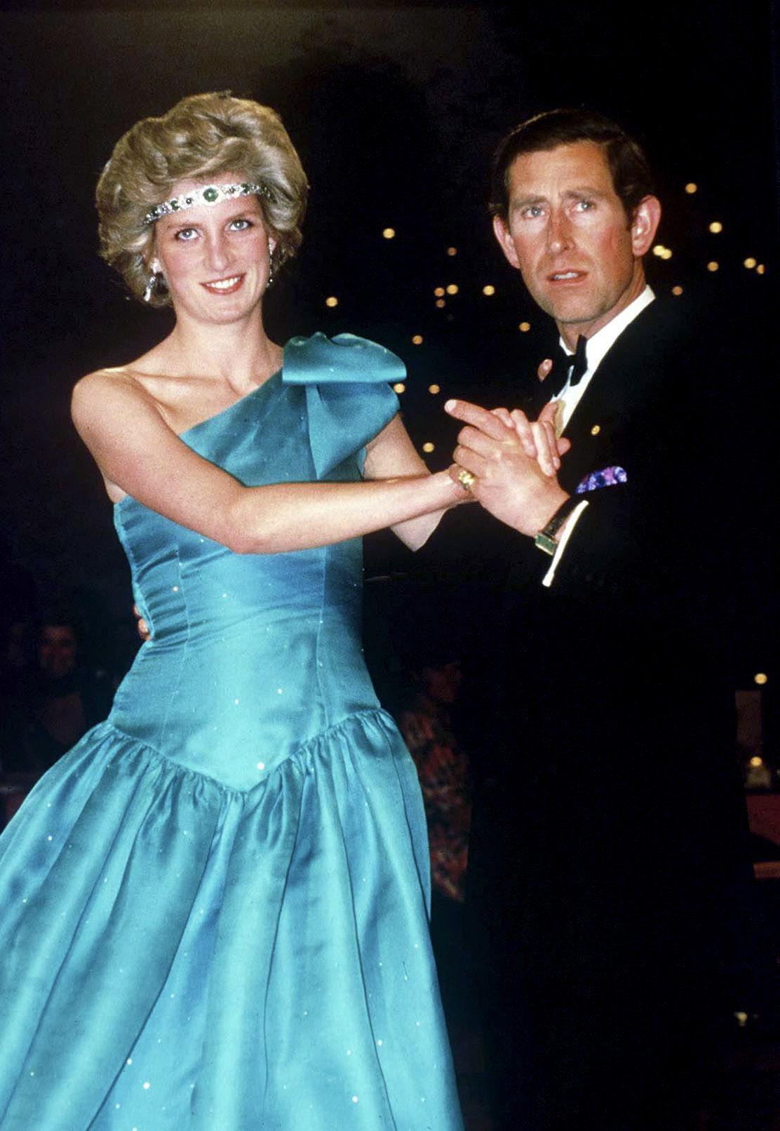 Image Credits: Getty Images | Princess Diana Interchangeably Used the Queen's Necklace