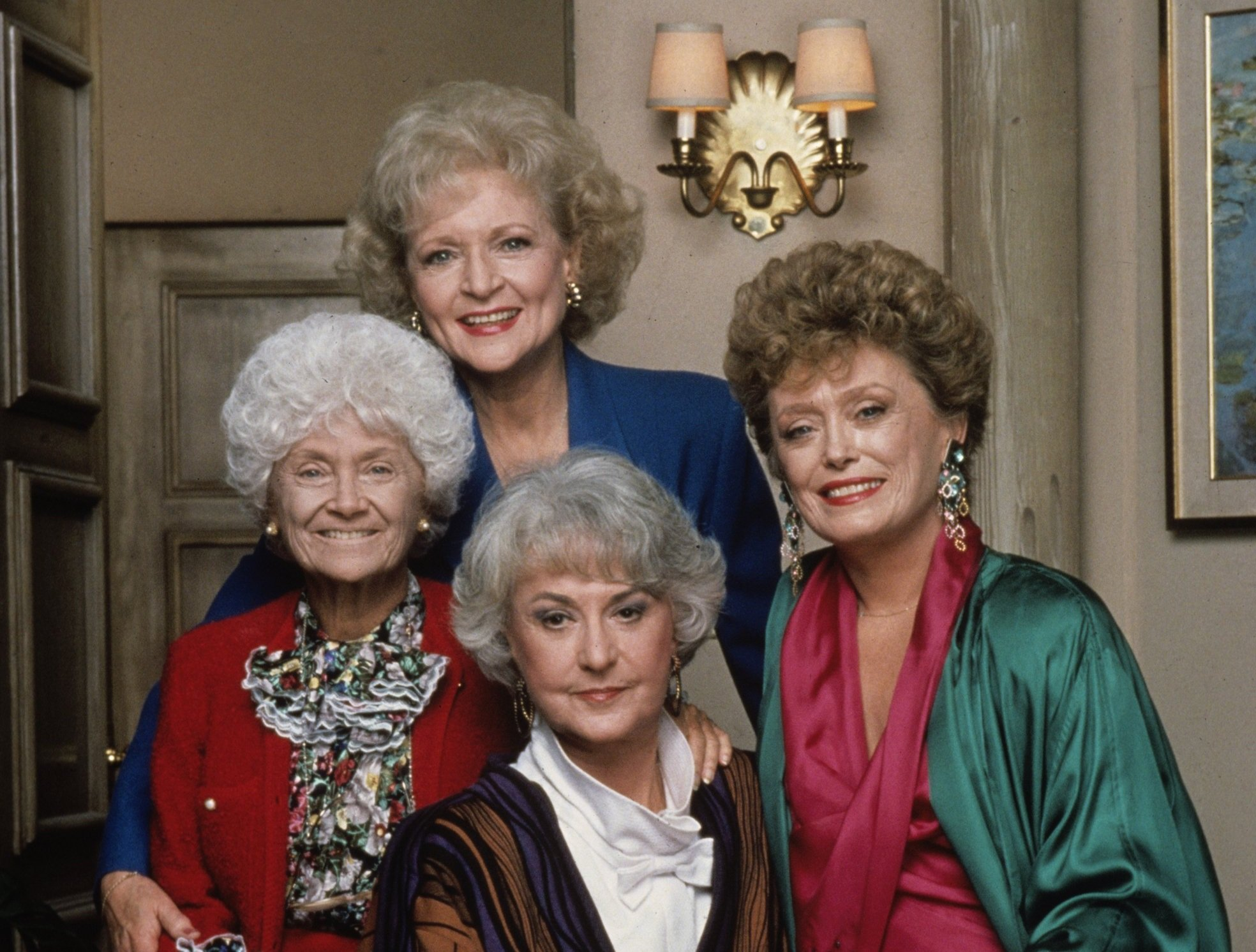 """""""The Golden Girls"""": Little-Known Facts About The Iconic Show"""
