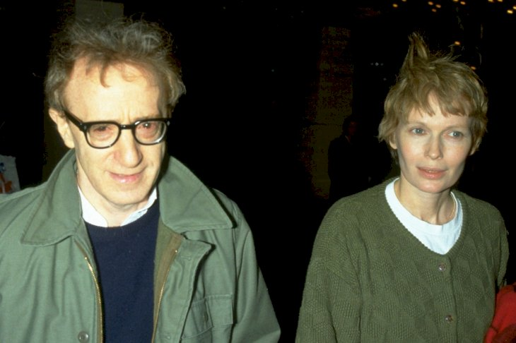 Image Credit: Getty Images/Diane Freed | Photo of Woody Allen and Mia Farrow from 1999