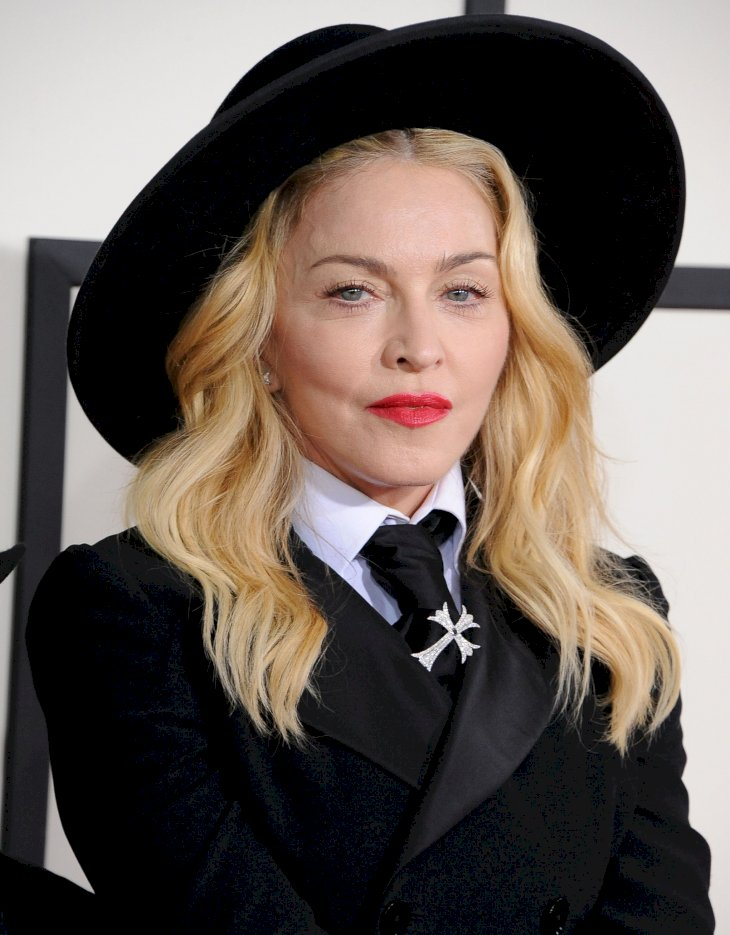 Madonna/Photo:Getty Images