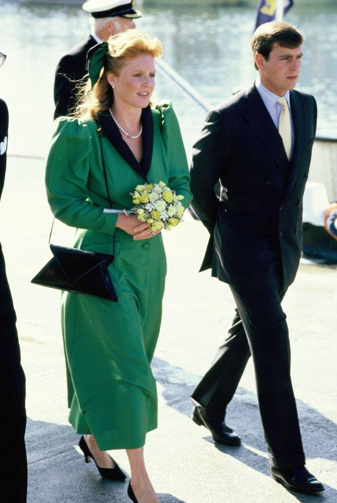 Image Source: Getty Images/Prince Andrew and Sarah