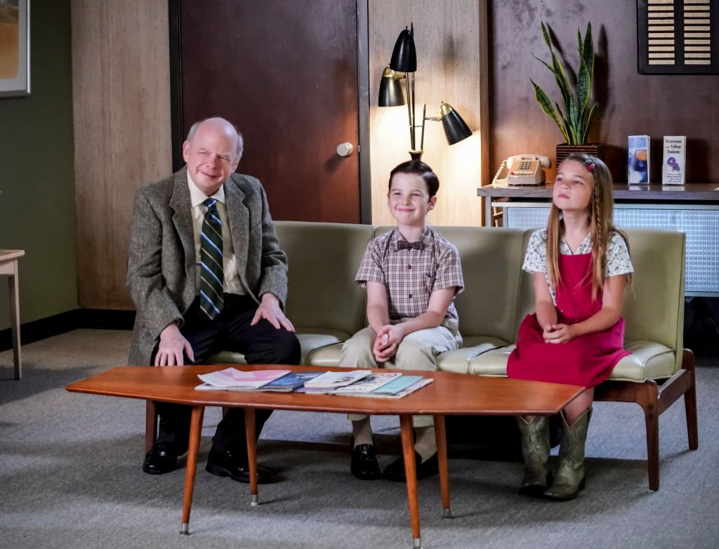Image Credit: Getty Images / A scene from the CBS show, Young Sheldon.