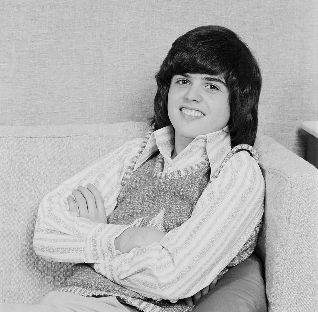 Image Credits: Getty Images / Michael Putland | American pop singer Donny Osmond, 2nd March 1973.