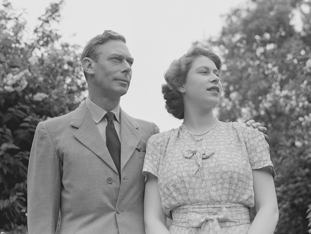 Image Credits: Getty Images |  King George VI with his daughter Elizabeth