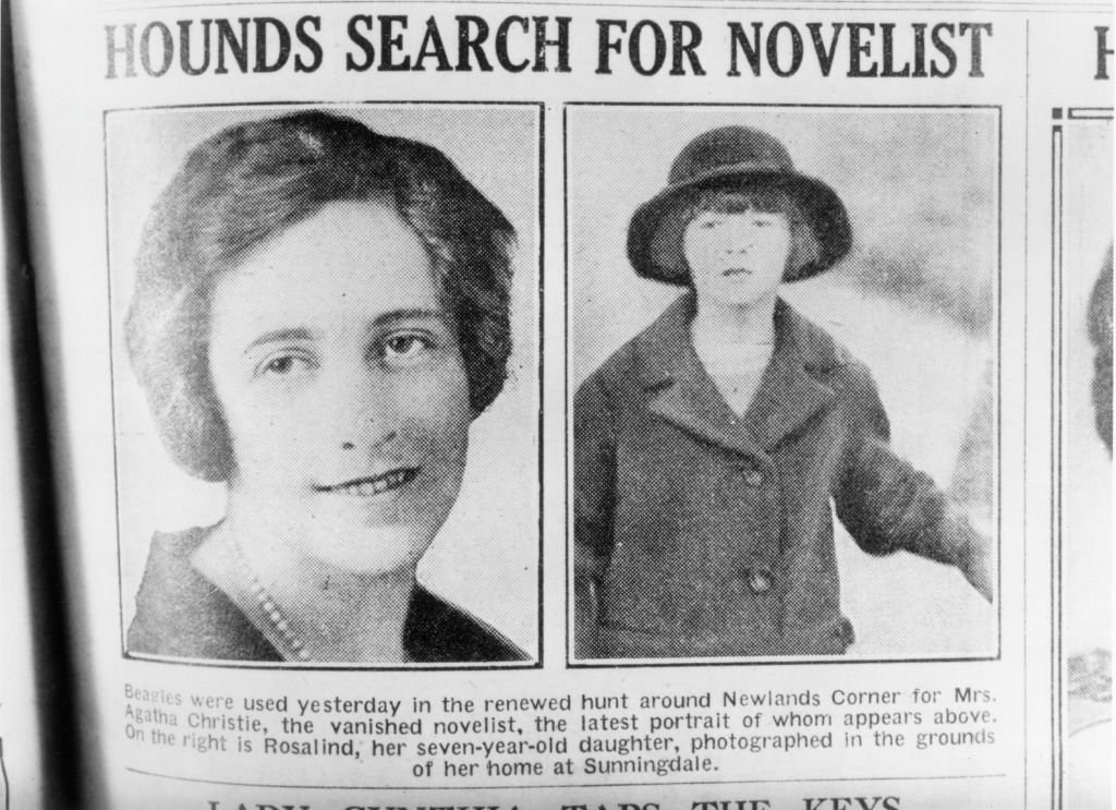Solving The Mystery Behind Writer Agatha Christie's Disappearance