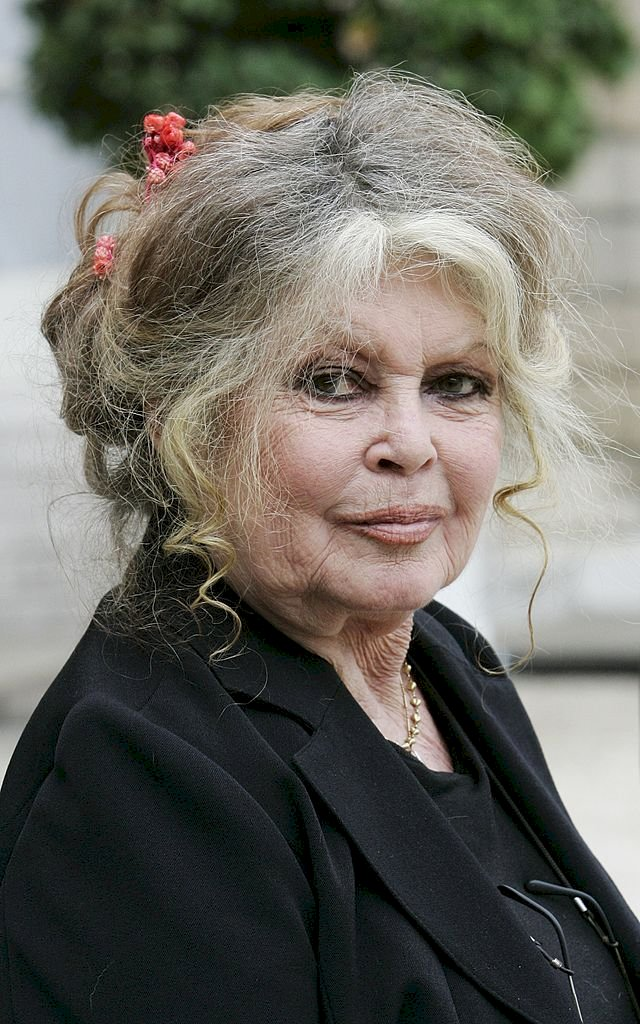 Image Credits: Getty Images / Gilles BASSIGNAC / Gamma-Rapho | Brigitte Bardot in 2007.