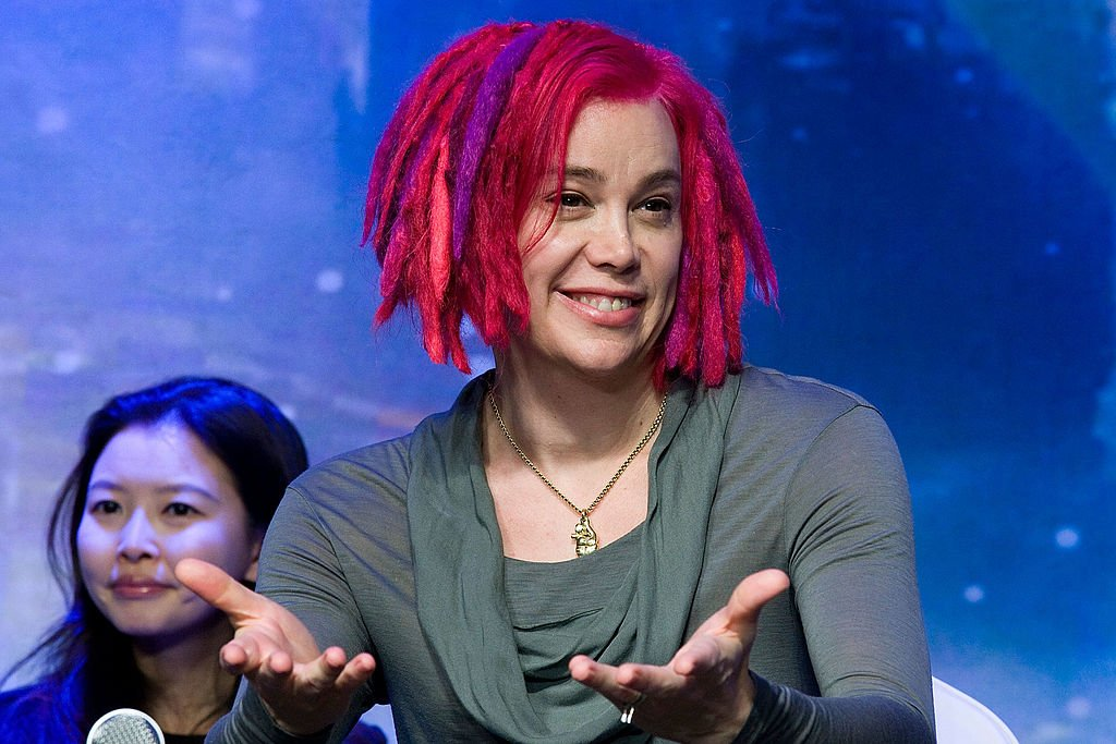 Image Credits: Getty Images / Han Myung-Gu / WireImage | Lana Wachowski attends during the 'Cloud Atlas' press conference at Sheraton Walkerhill Hotel on December 13, 2012 in Seoul, South Korea. The film will open on January 10, 2013 in South Korea.