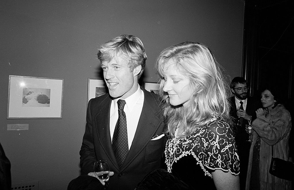 Image Credits: Getty Images / The LIFE Picture Collection | Robert Redford, Shauna Redford.