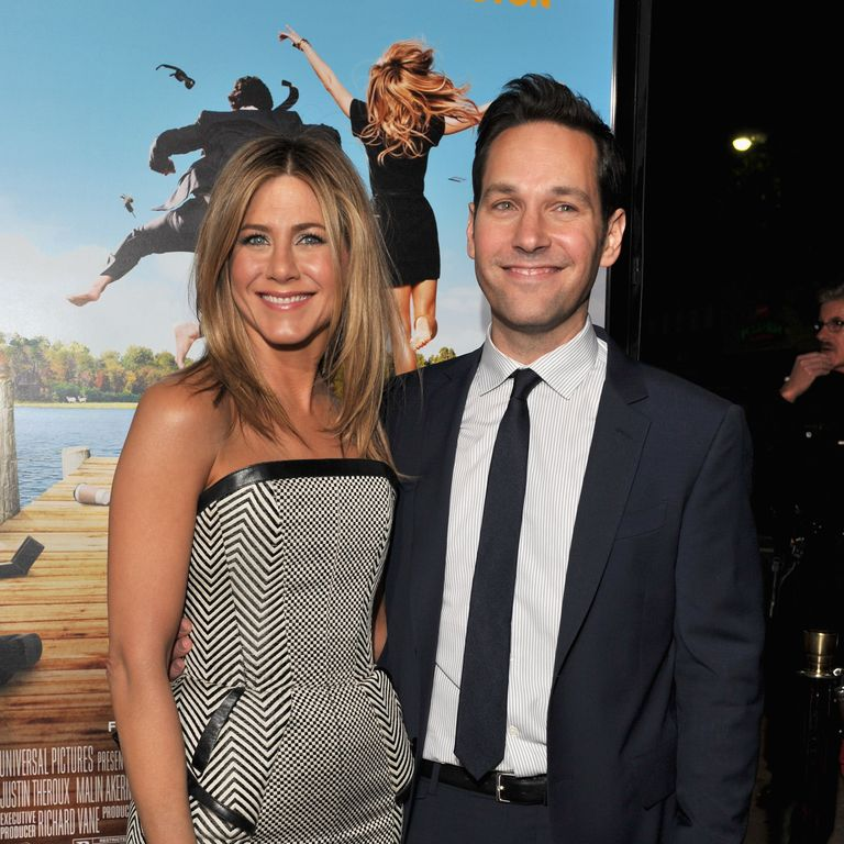 Image Credits: Getty Images | The star behind Rachel Green dated Paul Rudd in 1998