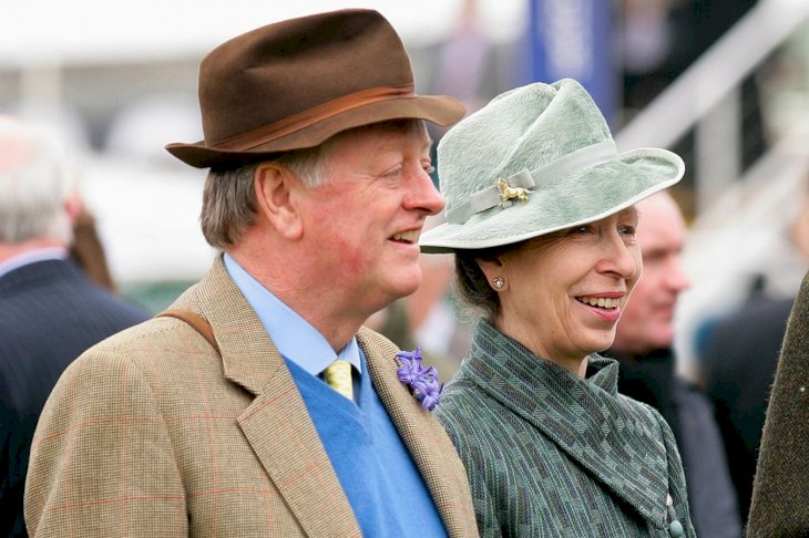 Image Credit: Getty Images Europe/Getty Images Entertainment/Indigo/Max Mumby | Andrew Parker Bowles with Princess Anne 2012