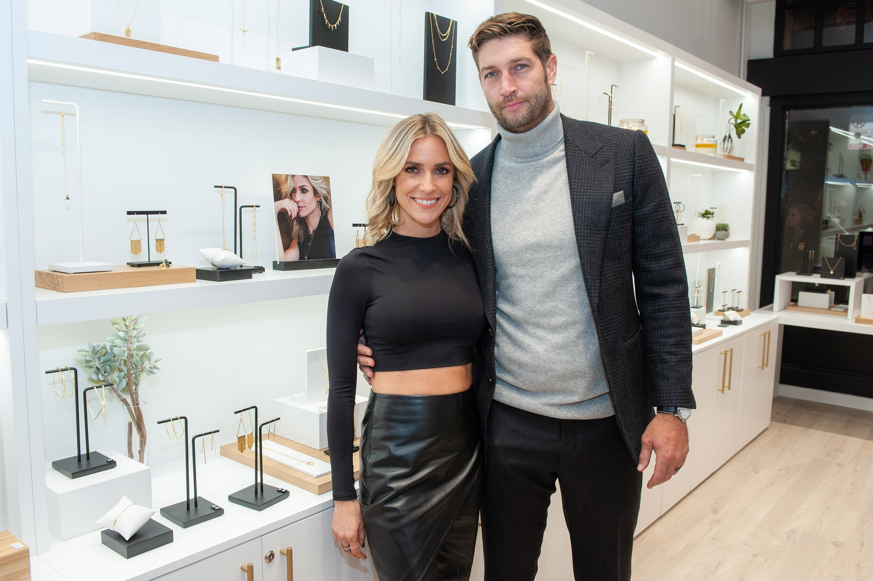 Image Credits: Getty Images / Todd Williamson | Kristin Cavallari and Jay Cutler pose together