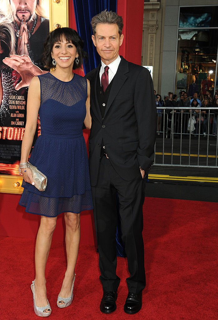 Image Source: Getty Images/Jennifer Graylock| Vance DeGeneres and Joanna Brooks attends the The Incredible Burt Wonderstone Los Angeles Premiere held at TCL Chinese Theatre on March 11, 2013 in Hollywood, California