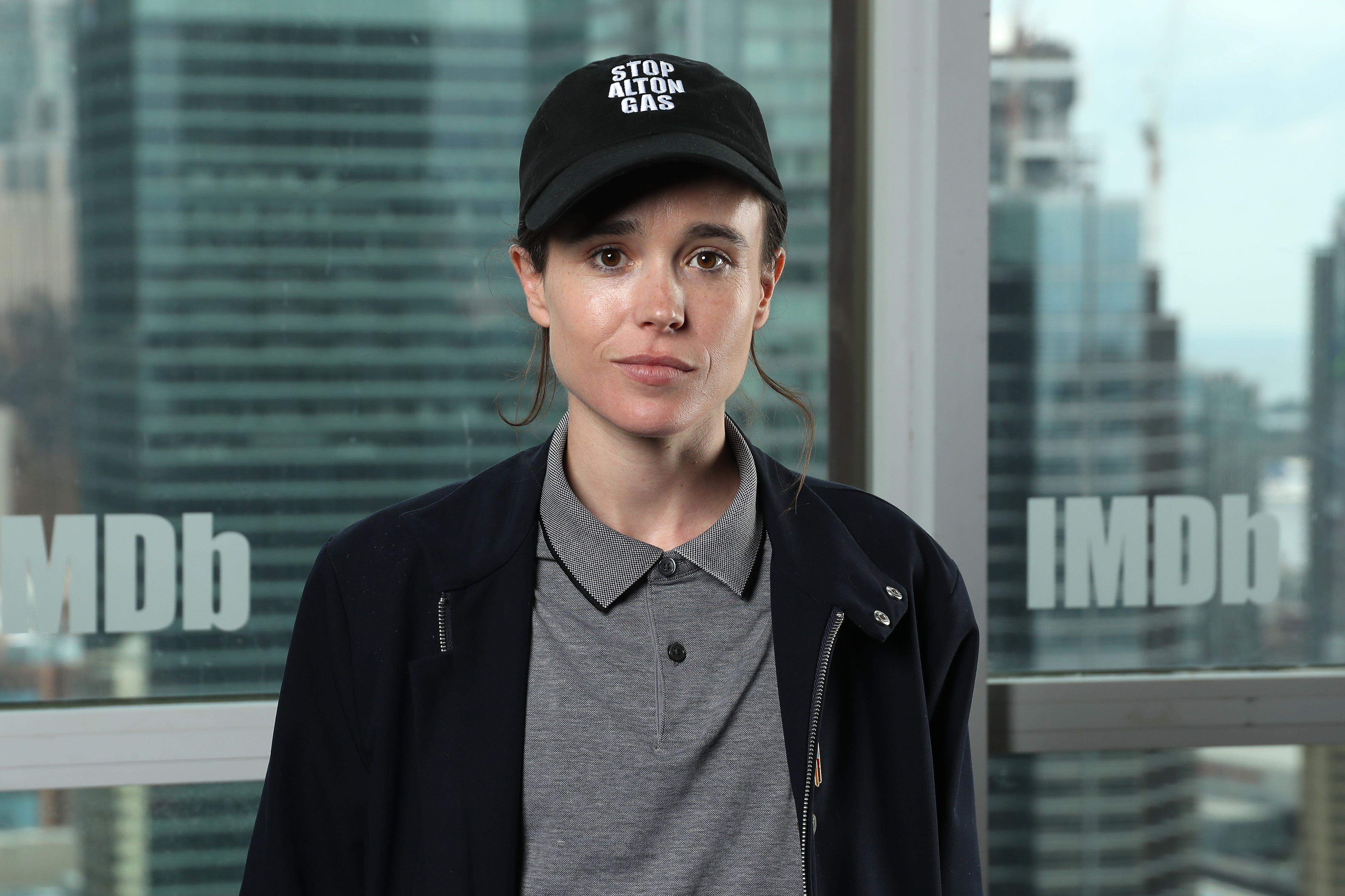 Meet Elliot Page: The Story Behind Ellen Page's Transformation