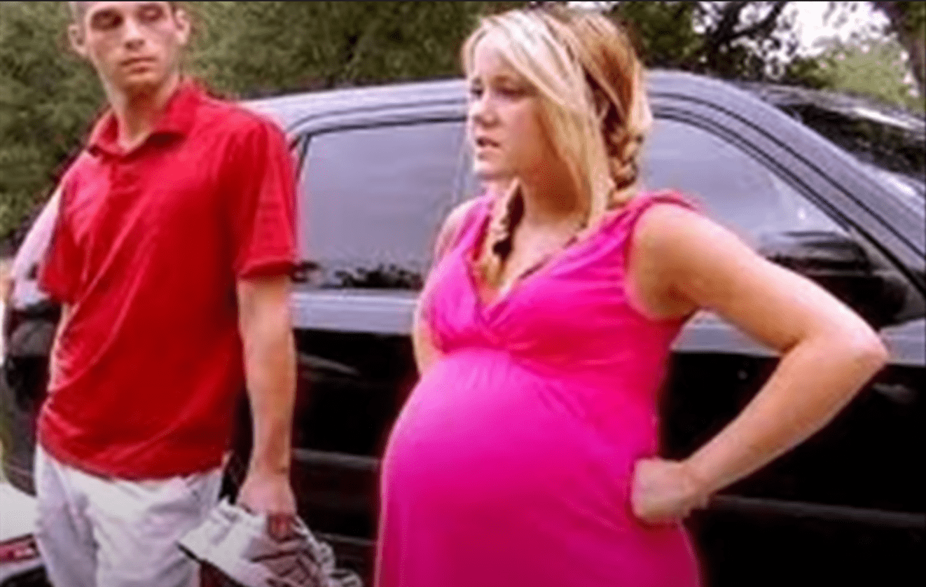 Image Source: Youtube/16andPregnantFan|16 and Pregnant/MTV