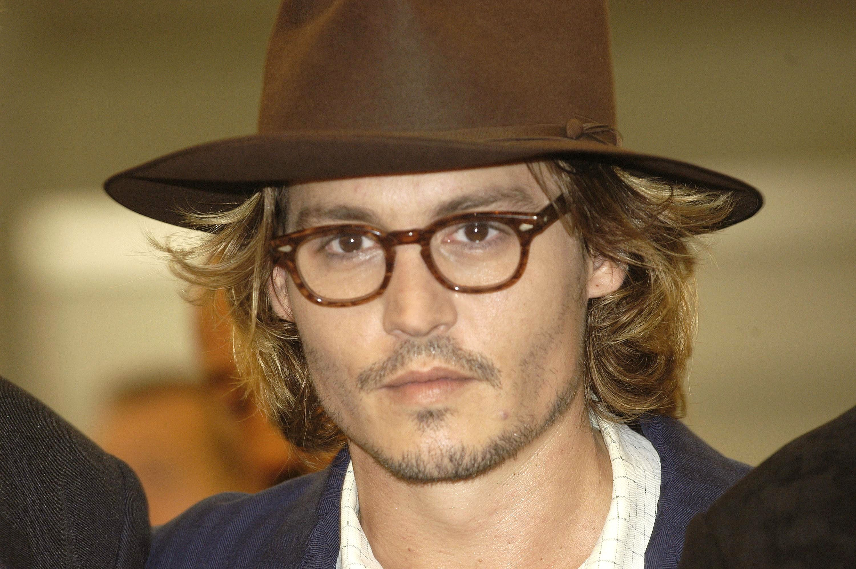 Johnny Depp had an uneasy childhood / Getty Images