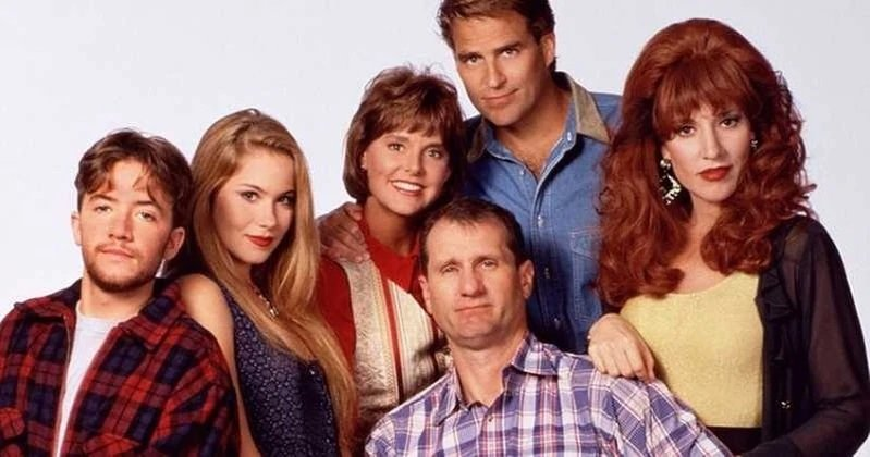 Married with Children Cast: Then and Now