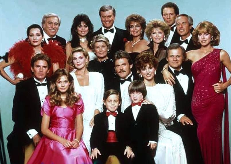 Dallas Cast: Then and Now