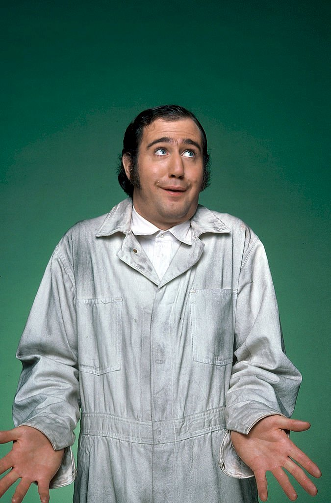 Image Credits: Getty Images / Andy Kaufman in Taxi Season One