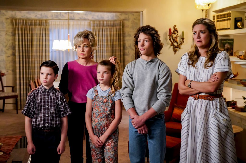 Facts About the Cast of Young Sheldon