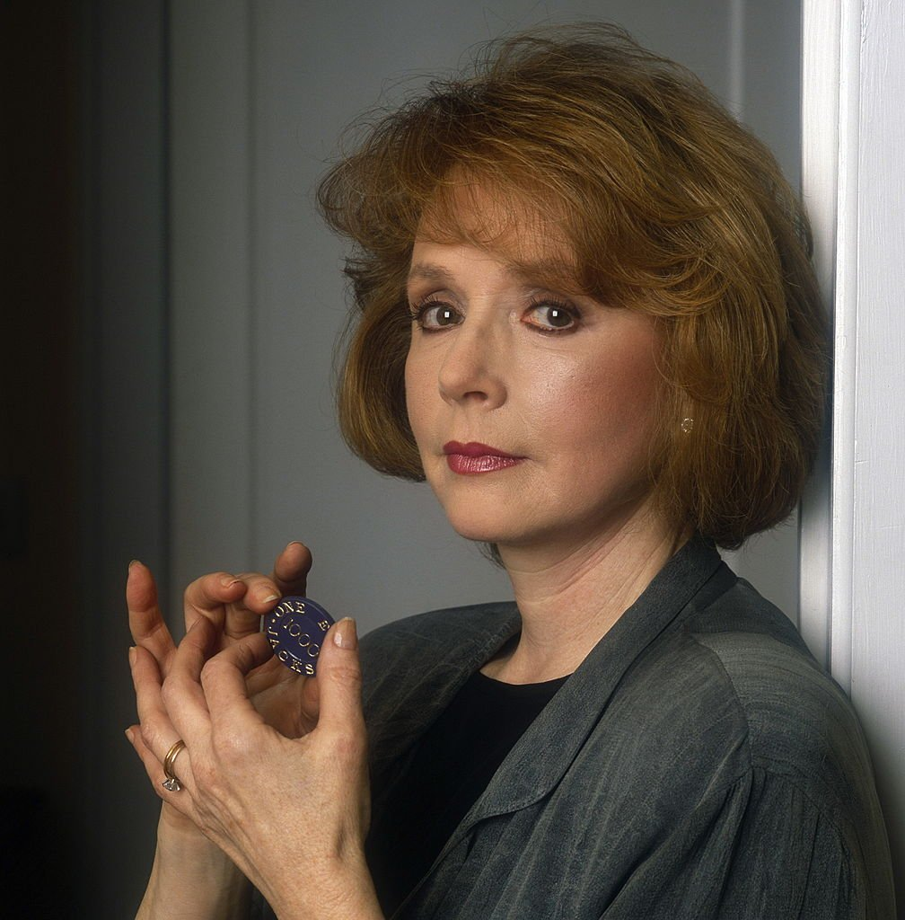 Image Credits: Getty Images / Walt Disney Television | Piper Laurie in Twin Peaks.